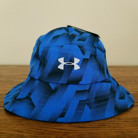 981f3e804 New Youth Under Armour Warrior Bucket Hat NWT